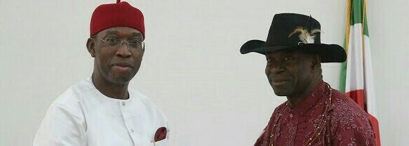 "Isoko Nation Pledges Support For Okowa's Govt ""As Gov. Okowa Seeks Cooperation To Boost Investments"