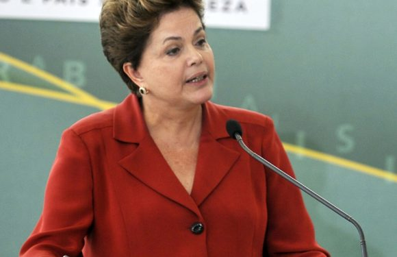 Brazil's President Dilma Rousseff Impeached ***As Senate Votes For Her Trial