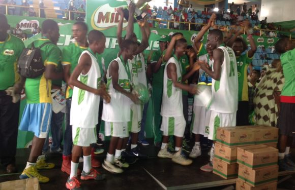 Delta lifts trophy @ 18th Nestlé Milo basketball championship in Asaba