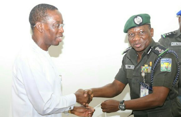 Okowa Calls for Deployment of More Police Personnel To Delta °°°As IGP Evaluates Security Situation