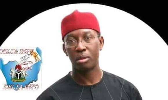 GARLANDS FOR OKOWA, THE SMART GOVERNOR AT 57