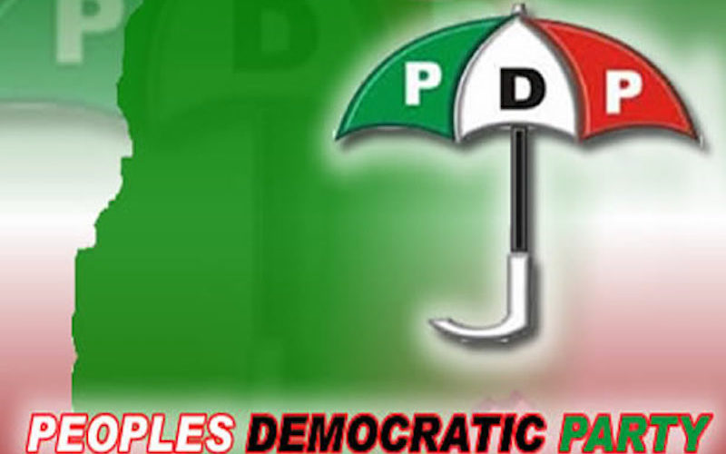 PDP Alleges Dapchi Girls Abduction, Release Was Stage-Managed By APC