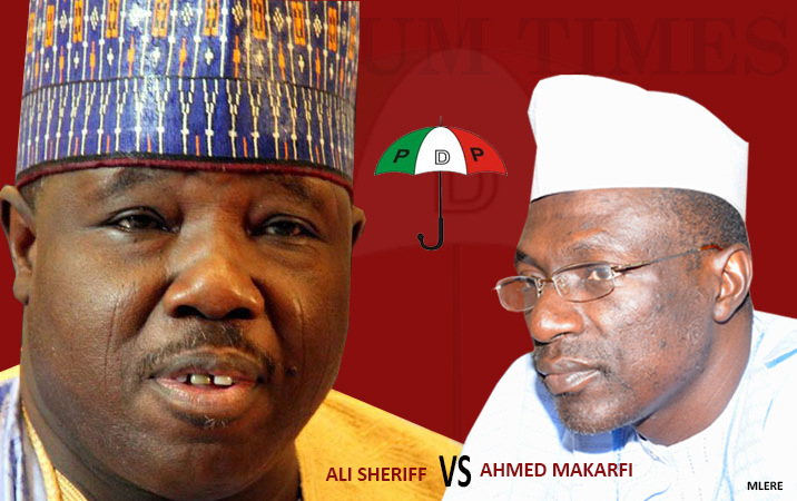 Sheriff vs Makarfi