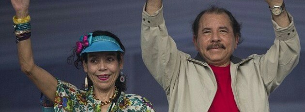 Nicaragua's President Picks Wife As Running Mate For Upcoming Election