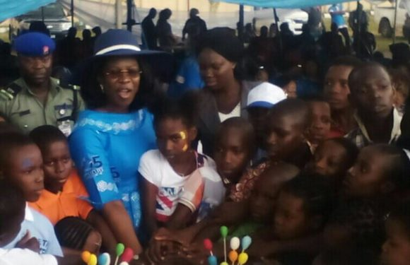Delta @ 25: Dame Okowa, Delta Children Kick-Start Silver Jubilee With Party