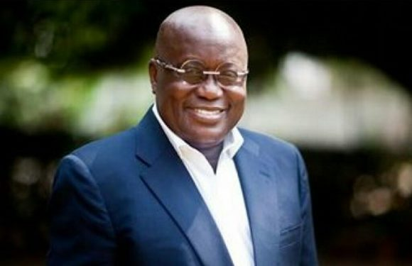 NANA ADDO DANKWA AKUFO-ADDO TAKES OVER POWER AS GHANAIAN PRESIDENT.