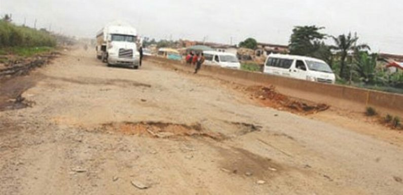 Read How Gov. Okowa Dashes Hope of Asaba – Ughelli Road Users …Despite Being  Death Trap