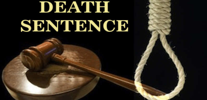 NEWS BREAK: DELTA JUDICIARY STAFF SENTENCED TO DEATH BY HANGING