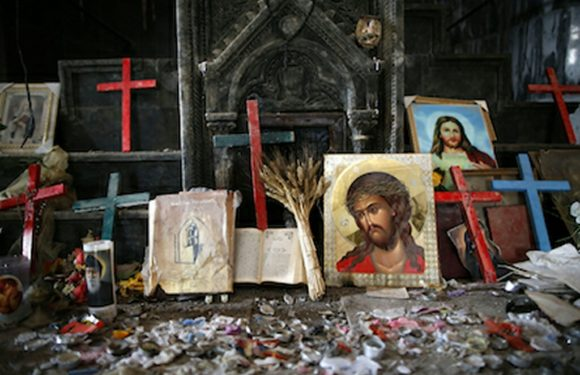 Bloody Palm Sunday: Islamic State (IS) Bombs Coptic Christians In Egypt *–Catholic Pope prays for victims