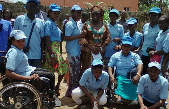 Job Creation: 50 PwD Entrepreneurs Receive Starter Packs In Delta