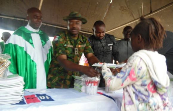 Nigerian Army Day: 19 BATTALION GIVES FREE MEDICAL SERVICES, BOOSTS EDUCATION IN DELTA