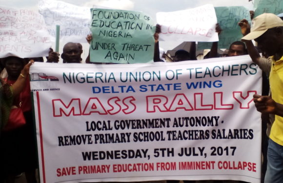 LG AUTONOMY: DELTA ASSEMBLY PLEDGES SUPPORT FOR TEACHERS *AS ACTING GOV ABSOLVES STATE FROM RESPONSIBILITY