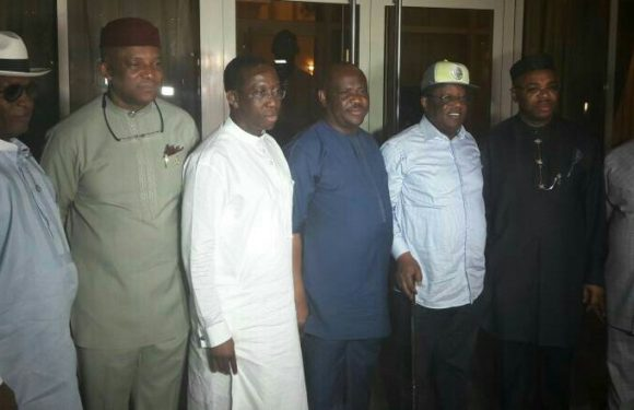 South-South, South-East Govs Insist On Nigeria's Unity, National Interest  ***See Communique