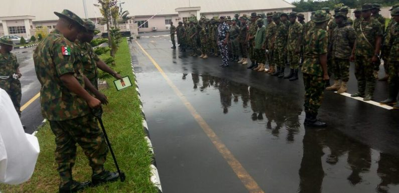 Operation Crocodile Smile II: Army Charges Officers On Good Conduct To Attract Public Support