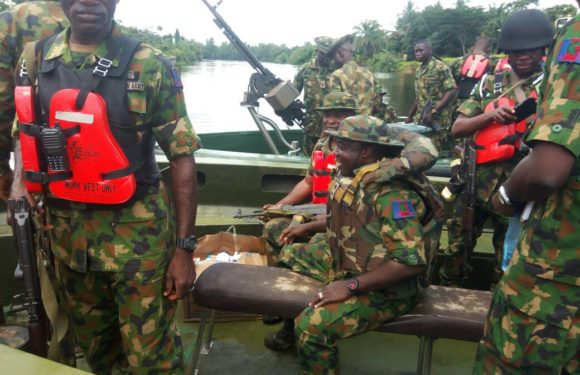 Breaking News: Nigerian Army Storms Delta Communities With Free Medical Services