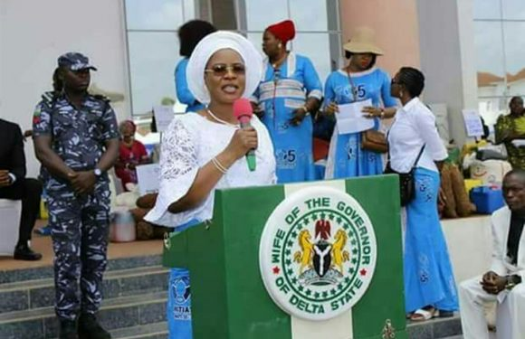 2017 WORLD ORPHANS DAY: Dame Okowa Splashes Gifts On 41 Orphanages, Families *Urges Care-Givers To Raise Orphans With Fear Of God