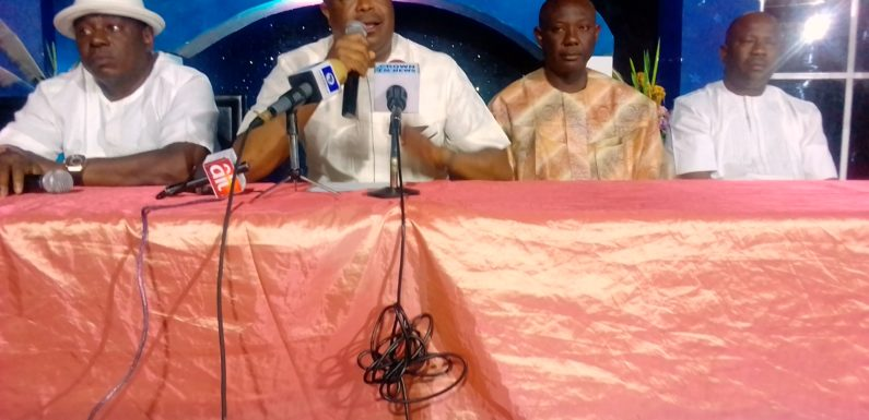 Ojougboh's media attacks on Okowa self-serving, unpatriotic — Legacy Group