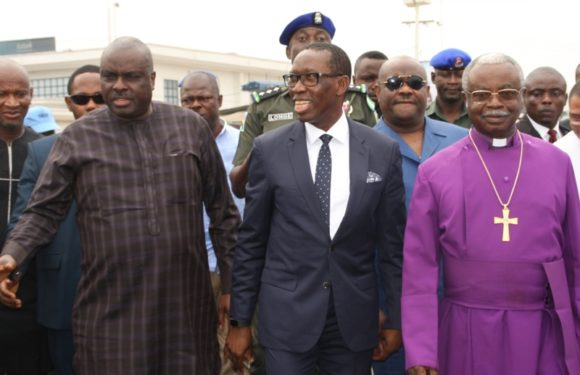 Wike, Ibori Commission Projects In Asaba … As Okowa Assures Deltans Of More Projects