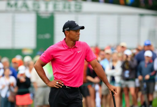 Tiger Woods Returns To PGA Tour
