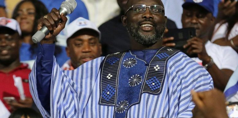 Liberia Agog For Weah's Inauguration As President ***Nigeria's President Muhammadu Buhari, Taribo West, Sunday Oliseh Listed Among Dignitaries