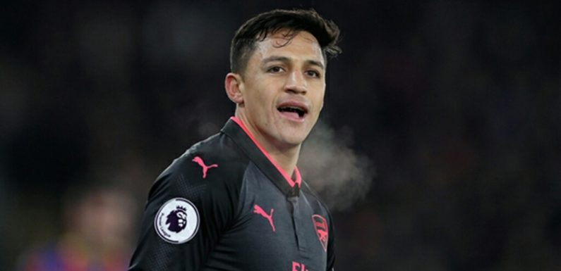 2018 JANUARY TRANSFER NEWS & RUMOURS: ALEXIS SANCHEZ SIGNS FOR MAN UTD FOR £35M