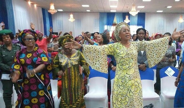 Tears And Wailing: Delta Mothers Cry Out For God's Intervention On National Insecurity