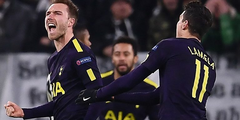 Tottenham Battle Back To Earn 2-2 Draw @ Juventus