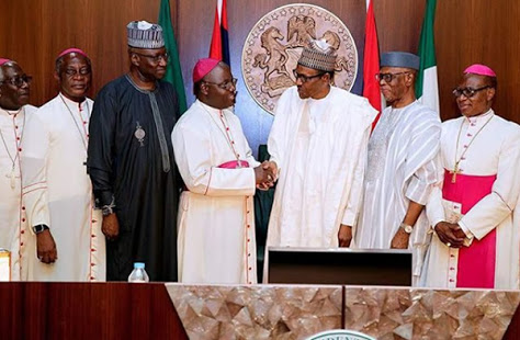 I Have No Plan To Colonize Any Part Of Nigeria —Buhari Tells Catholic Bishops