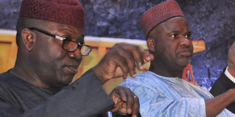 "House of Reps Declares Buhari's Ministers Unfit  *Fayemi, Bwari Earns ""Vote Of No Confidence"""
