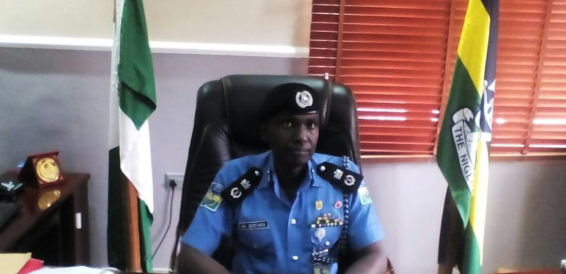MOPPING UP OF ILLEGAL FIRE ARMS: Delta Police Command Issues 21-Day Ultimatum
