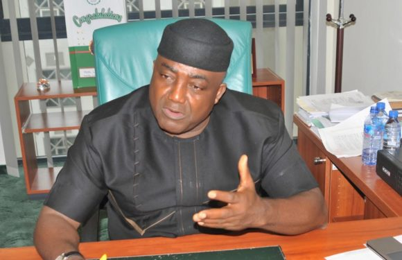 2019 House Of Reps Election: Leo Ogor Defies Ill Health, Declares 3rd Term Bid For Isoko Federal Constituency Seat
