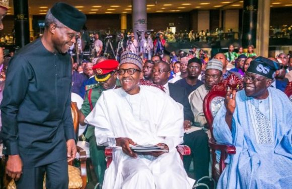 """Our Mission Is To Rescue Nigeria From Wreckage Caused By PDP"" –Says Buhari, Tinubu"