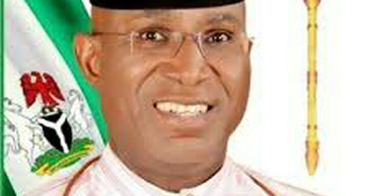 Omo-Agege Bags 180 Days Suspension For Stealing Mace