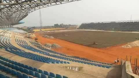 Stephen Keshi Stadium Asaba Gets Boost, As Delta Govt Approves Completion Ahead Of CAA Fiesta