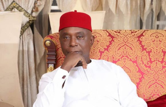 GOV OKOWA PLEDGES GOVT'S SUPPORT FOR GENUINE INVESTORS… SAYS NWOKO'S STARS VERSITY 'LL BE FIRST OF ITS KIND IN SUB-SAHARA AFRICA