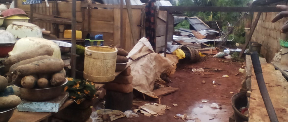 Breaking News: Rains, Windstorm Devastate Alifekede Community In Delta —Indegenes Cry Out To FG For Urgent Assistance