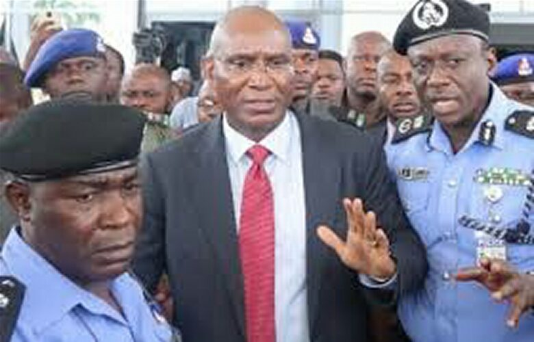 Mace Stealing: Court Restrains Security Operatives From Arresting Embattled Senator Omo-Agege
