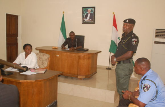 Crime Fighting: Isoko South legislative Arm Commends Delta Police