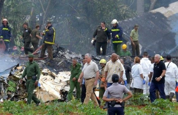 Plane Crash: 107 Persons Confirmed Dead