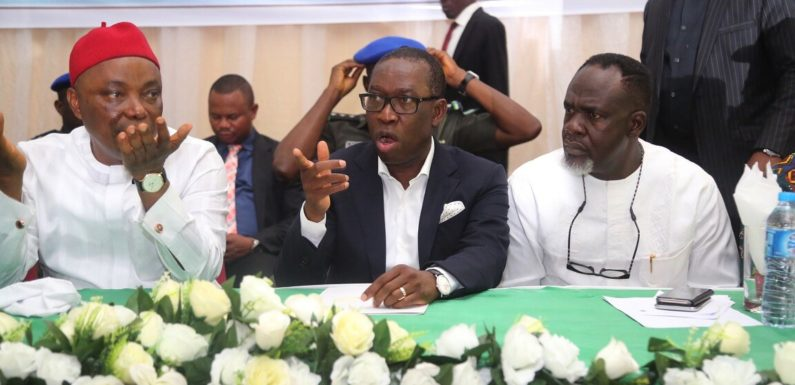 Delta 2019 POLLS: Okowa Assures Aspirants Of Free And Fair Primaries