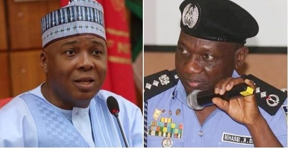 Offa Bank Robbery: Senate President Saraki Reacts To Police Summon  ***Says IGP Idris Wants To Frame Me Up