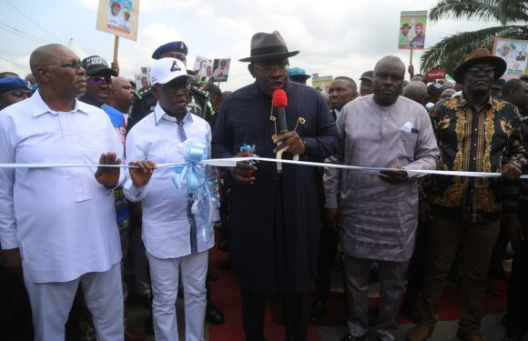 South-South Govs' Forum Chairman Commissions Multi-Billion Naira Projects In Delta