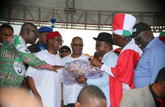 2019: Ibori, Delta South Leaders, Others Endorse Okowa For Second Term … As PDP, Delta South Holds Mega Rally