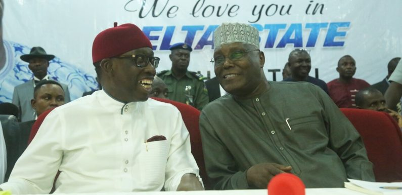What Gov Okowa And Bashorun Askia Said About Atiku Abubakar's Presidential Bid Will Interest You