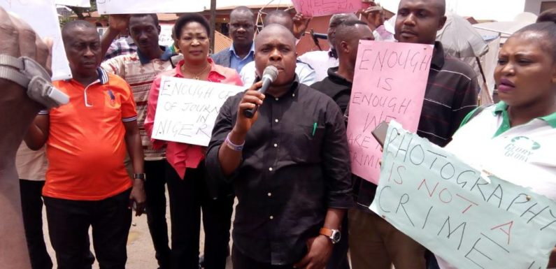 Journalists Must Be Respected – Osita Biose … As Ikeogwu, Ochei, Oyowe, Gbemudu Ask Government To Stop Impunity Against Practitioners