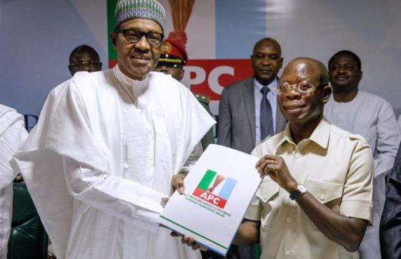 2019 Presidential Poll: Buhari Submits Nomination Form To Seek Re-Election, Despite Opposition Moves