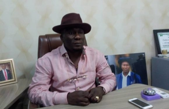 2019: In Less Than Two Years, I'll Achieve What Manager Couldn't In 16 Years –Johnny Boasts