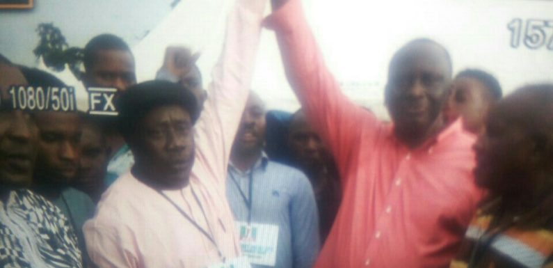 Daubry Wins APC Ticket For Burutu Federal Constituency.