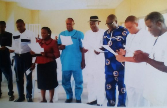 Miners Association of Nigeria Inaugurates Delta State Executive ***Commends FG, Stakeholders For Growth In Mining Sector