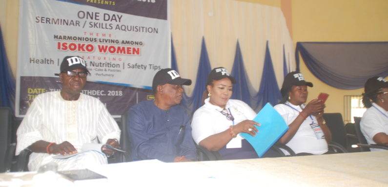 AVOID HATE SPEECH AND PROMOTE ONE ANOTHER –Chief Mrs. Suleiman